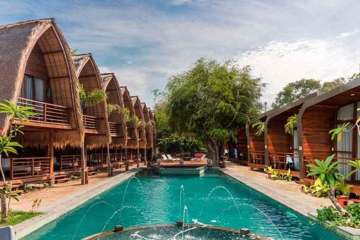 Mola2 Resort Gili Air Lombok By Dhm Resort Gili Islands Low Rates 2020 Traveloka