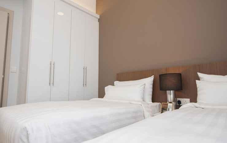 Suasana Suites Bukit Ceylon Kuala Lumpur - Suasana Premium Three Bedroom