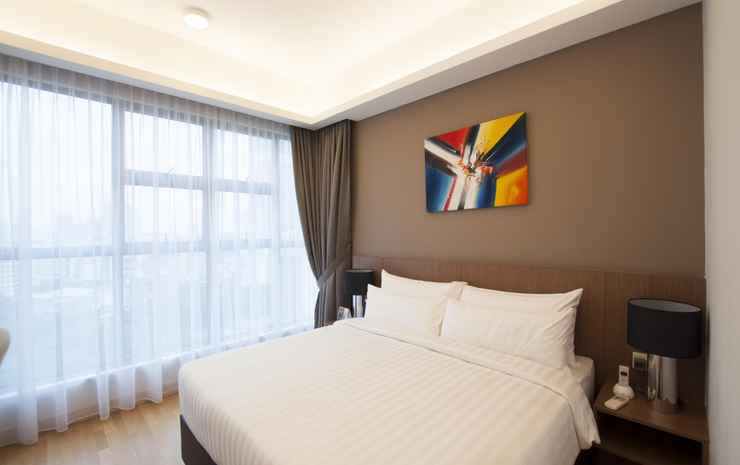 Suasana Suites Bukit Ceylon Kuala Lumpur - Suasana Premium One Bedroom