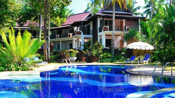 SWIMMING_POOL Koh Chang Cliff Beach Resort