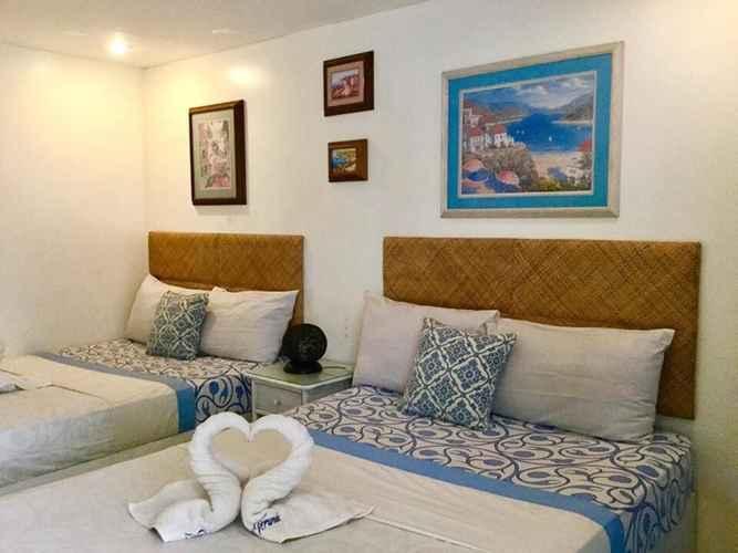 BEDROOM The Blue Veranda Suites at Boracay