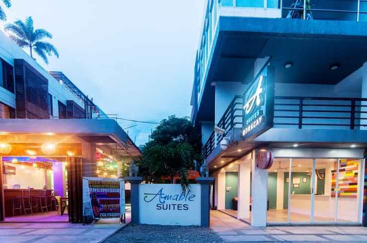 EXTERIOR_BUILDING Amable Suites Hotel