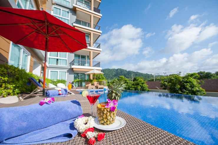 SWIMMING_POOL The Jasmine Nai Harn Beach Resort and Spa