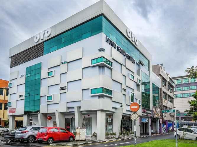 EXTERIOR_BUILDING HongKong Suites
