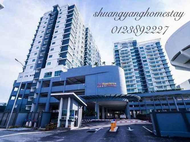 EXTERIOR_BUILDING Shuang Yang Sekinchan Homestay 1