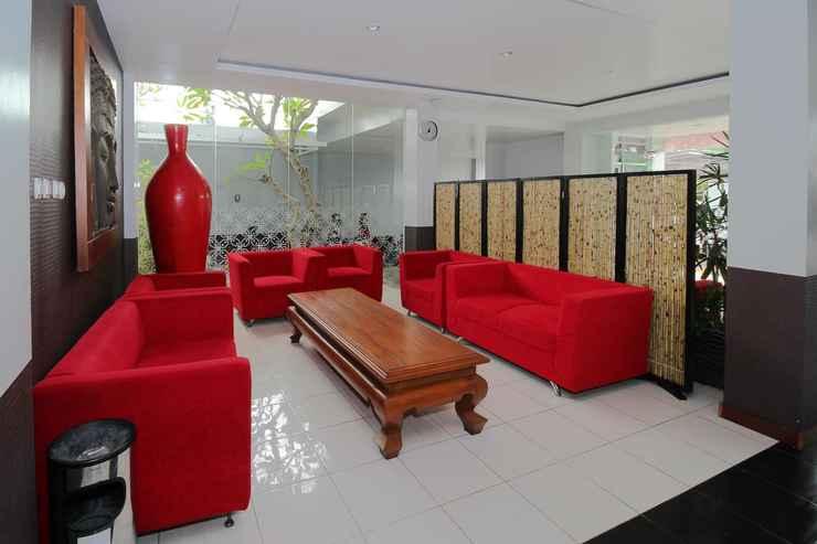 LOBBY Airy Eco Syariah Kasihan Sunan Kudus 8 Yogyakarta