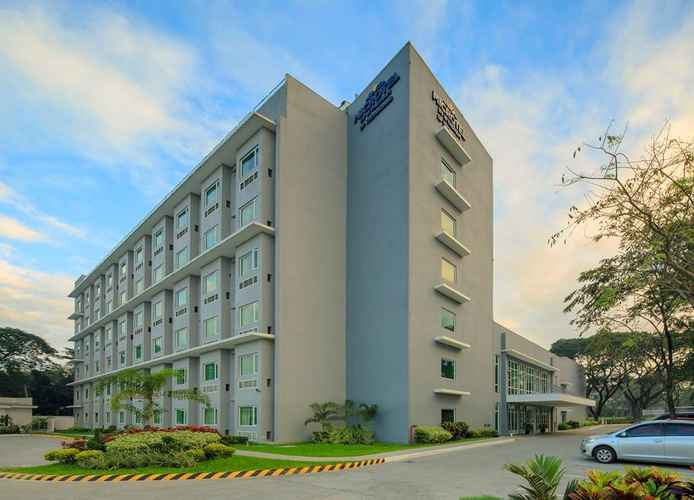 EXTERIOR_BUILDING Microtel by Wyndham UP Technohub
