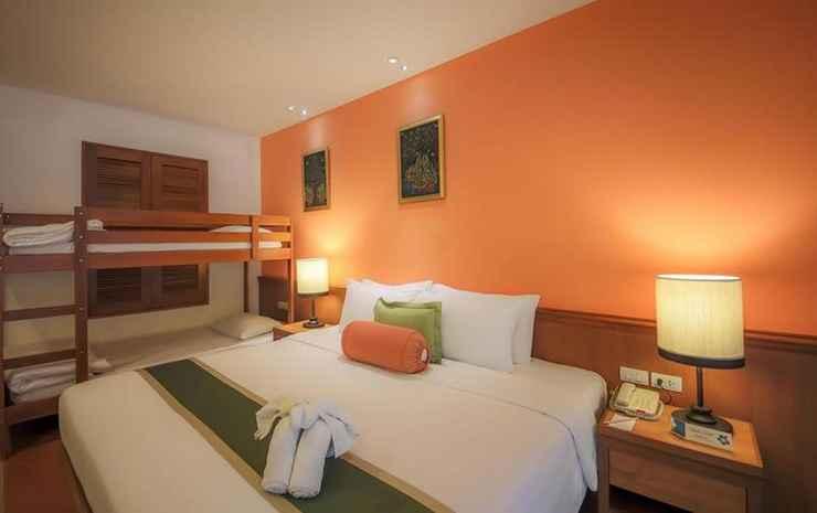 Ravindra Beach Resort & Spa Chonburi - Deluxe Quadruple Room Only