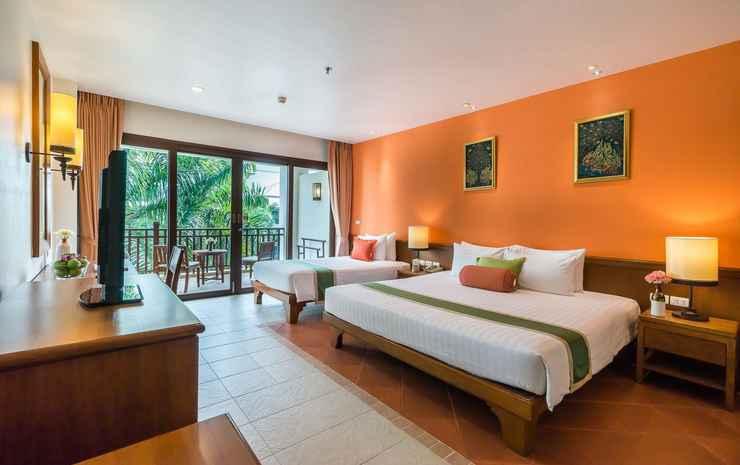 Ravindra Beach Resort & Spa Chonburi - Deluxe Triple Room Only