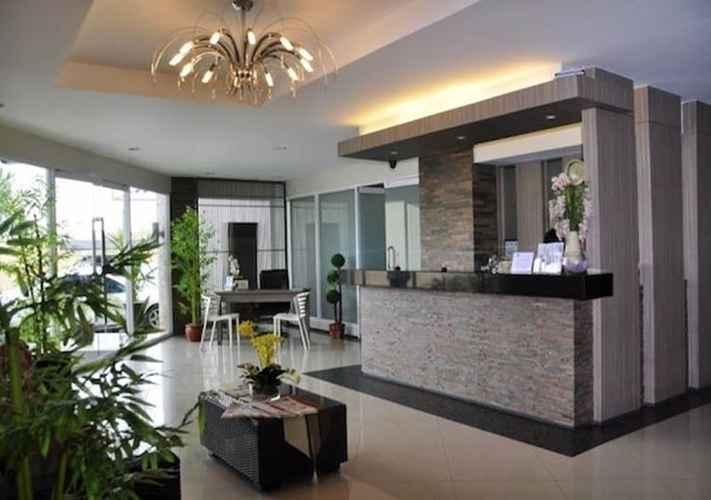 LOBBY Magallanes Square Hotel