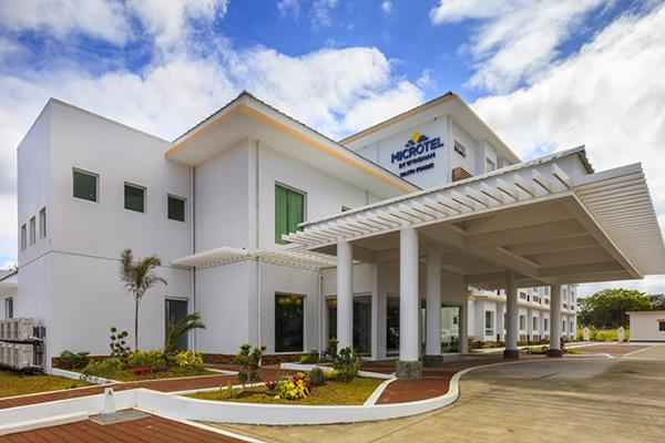 EXTERIOR_BUILDING Microtel by Wyndham South Forbes