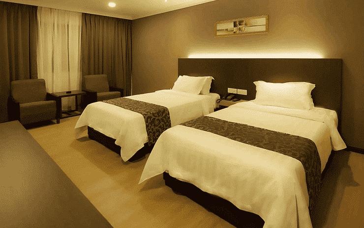 Hotel Anika Johor - Deluxe Twin Room