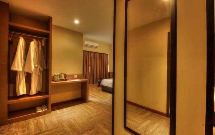 Merdeka Hotel Johor - Family Suite Room Only