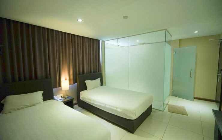 Merdeka Hotel Johor - Standard Twin Room Only