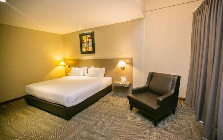 Merdeka Hotel Johor - Deluxe King Room Only