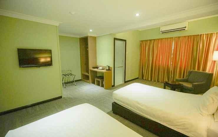 Merdeka Hotel Johor - Deluxe Twin Room Only