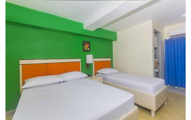 BEDROOM USDA Dormitory Hotel Cebu