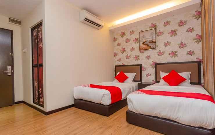 Oro Hotel Johor - Deluxe Twin Room