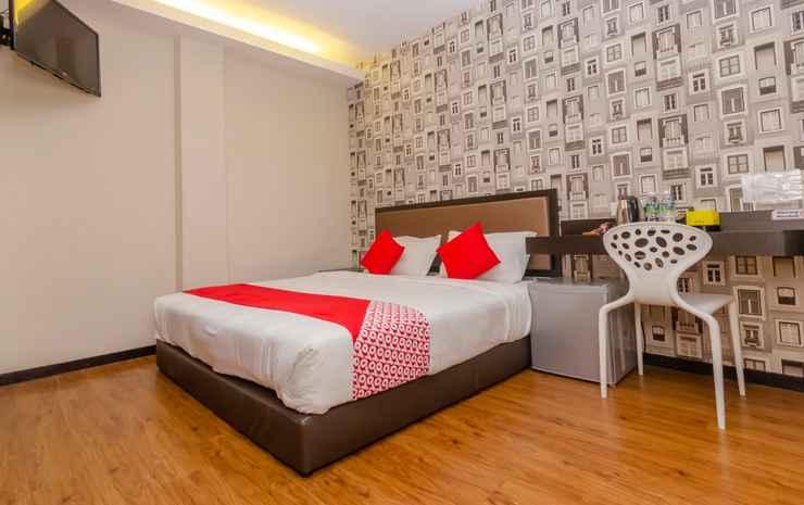Oro Hotel Johor - Deluxe King Room