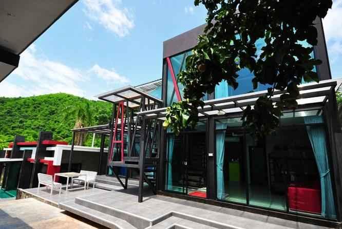 EXTERIOR_BUILDING Jamjan Resort
