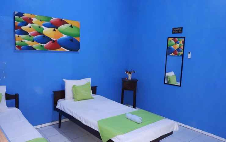 Ngadiwinatan Malioboro Keraton Yogyakarta Homestay Yogyakarta - Twin Room