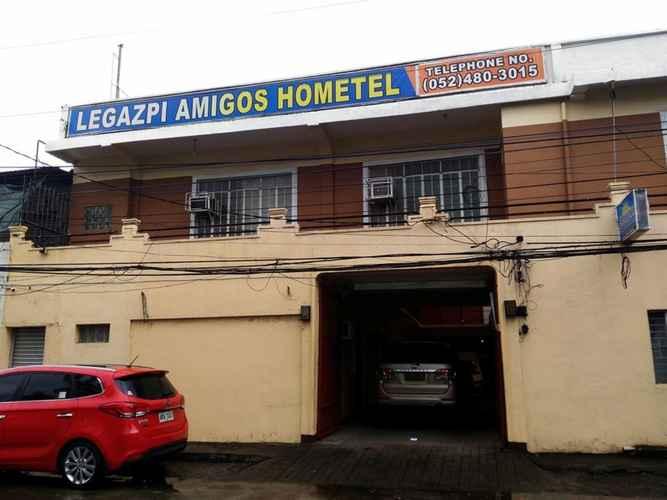 EXTERIOR_BUILDING Legazpi Amigos Hometel