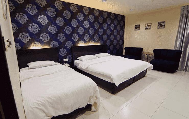 Melody Inn Hotel Johor - Family Room