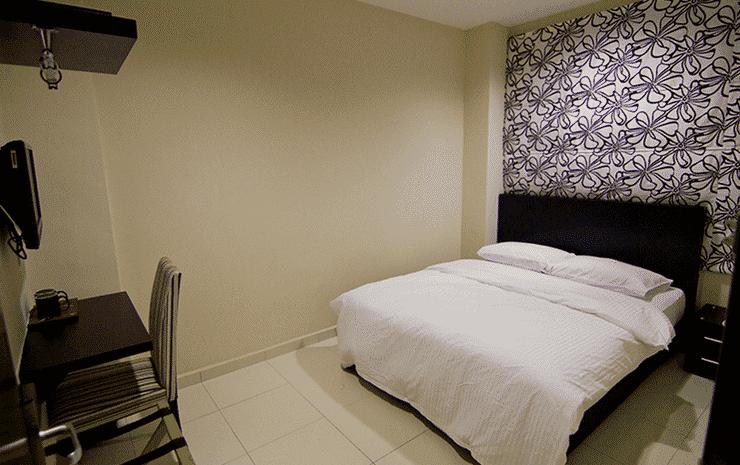 Melody Inn Hotel Johor - Deluxe Room