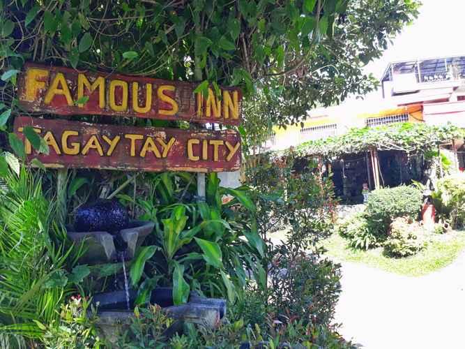 EXTERIOR_BUILDING Famous Inn Tagaytay
