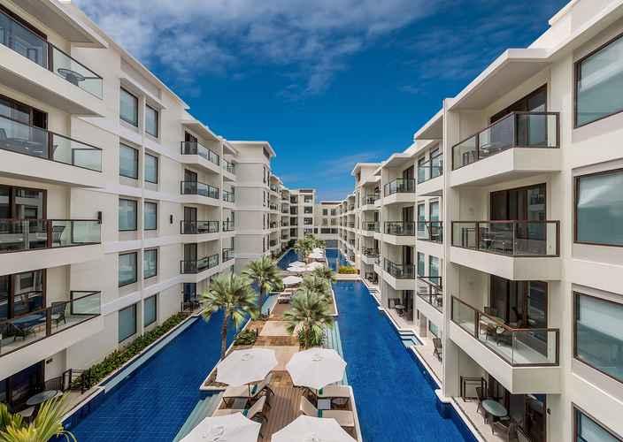 EXTERIOR_BUILDING Henann Prime Beach Resort