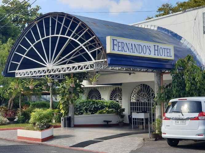 EXTERIOR_BUILDING Fernando's Hotel