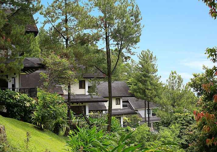 LOBBY Gunung Geulis Cottages managed by Royal Tulip