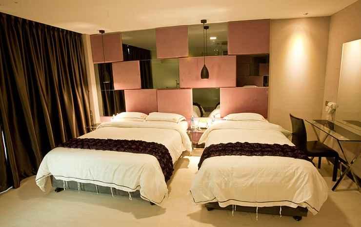 Euro+ Hotel Johor Bahru Johor - Superior Family Junior