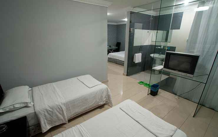 T Hotel Johor Bahru (formerly known as Euro Hotel Johor Bahru) Johor -