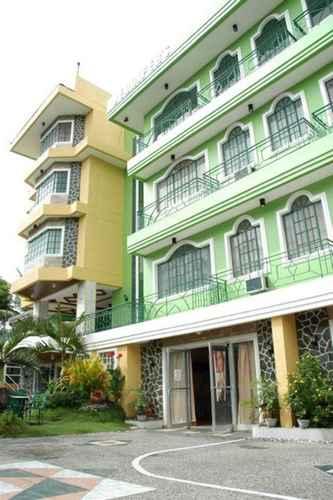 EXTERIOR_BUILDING Jennifer's Kababayan Hotel