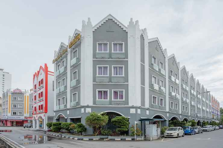 EXTERIOR_BUILDING Euro Rich Hotel Melaka