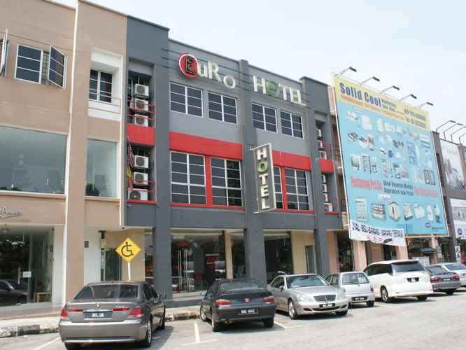 EXTERIOR_BUILDING Euro Hotel Klang