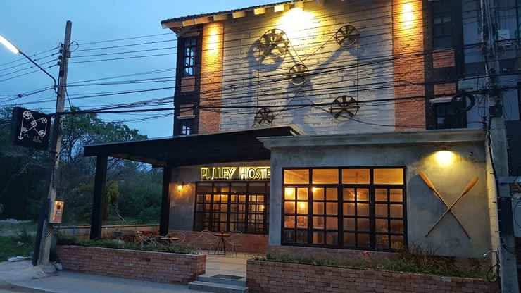 EXTERIOR_BUILDING Pulley Hostel Hua Hin