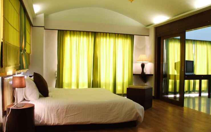 Grand Jomtien Palace Chonburi - Junior Suite with breakfast