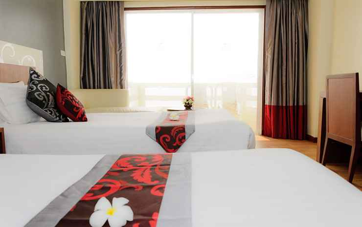Grand Jomtien Palace Chonburi - Top Deluxe Seaview with breakfast