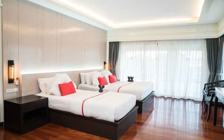 Grand Jomtien Palace Chonburi - Deluxe Chalet Triple with breakfast 3 person