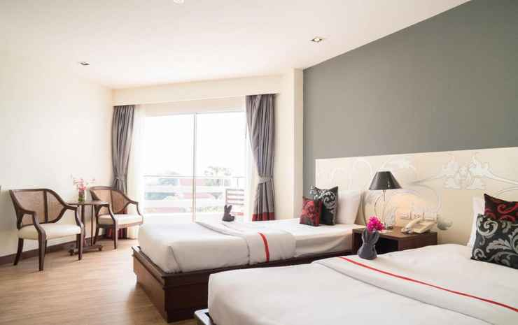 Grand Jomtien Palace Chonburi - Superior Low Floor (1-3 Flr.) with breakfast