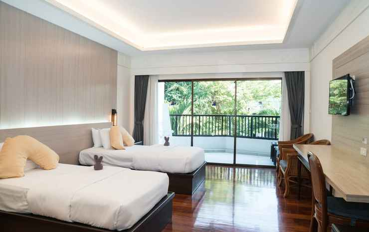 Grand Jomtien Palace Chonburi - Superior Chalet Wing with breakfast