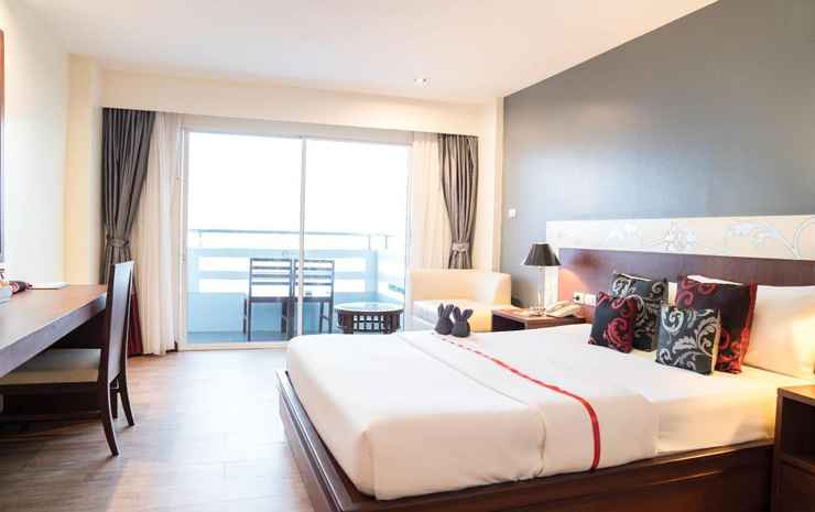 Grand Jomtien Palace Chonburi - Deluxe Tower Seaview with breakfast