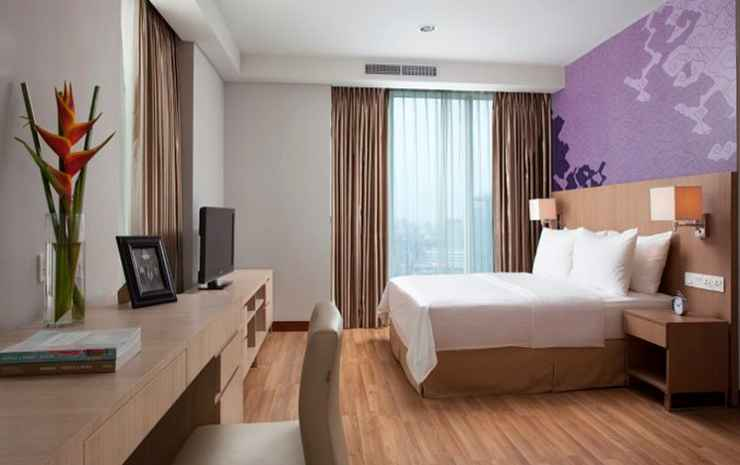 Citadines Rasuna Jakarta Jakarta - 2-Bedroom Premier Room Only