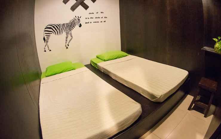 Agosto Guesthouse Kuala Lumpur - Twin Bed Room