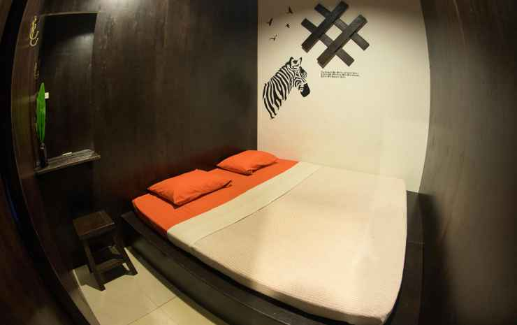 Agosto Guesthouse Kuala Lumpur - Double Room with Shared Toilet & Shower