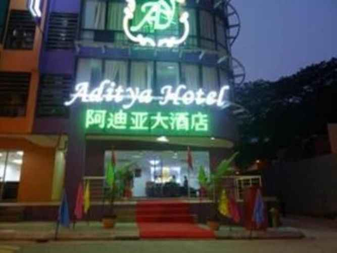 LOBBY Aditya Hotel