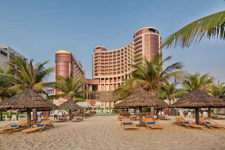 EXTERIOR_BUILDING Holiday Beach Danang Hotel & Resort