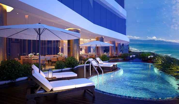 SWIMMING_POOL Khách sạn Avatar Đà Nẵng